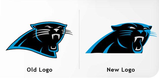 Old logos vs new logos