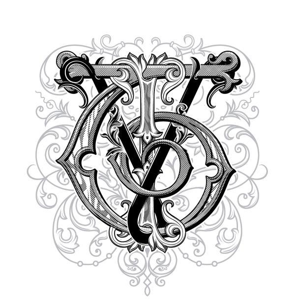 Voodoo Ink Monogram