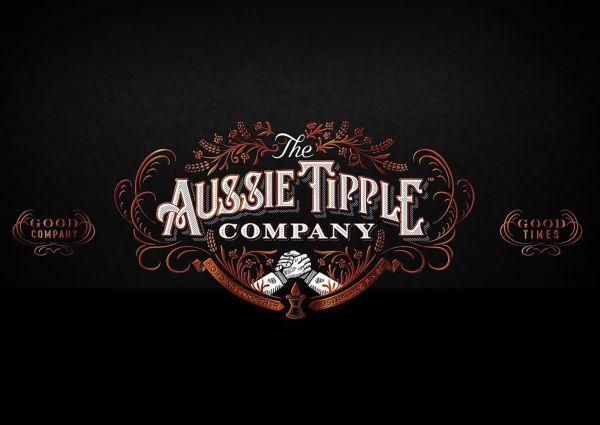 Aussie Tipple Co Label