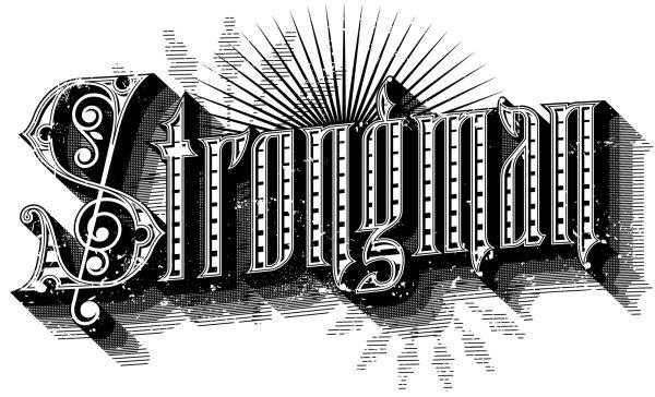 Strongman logo