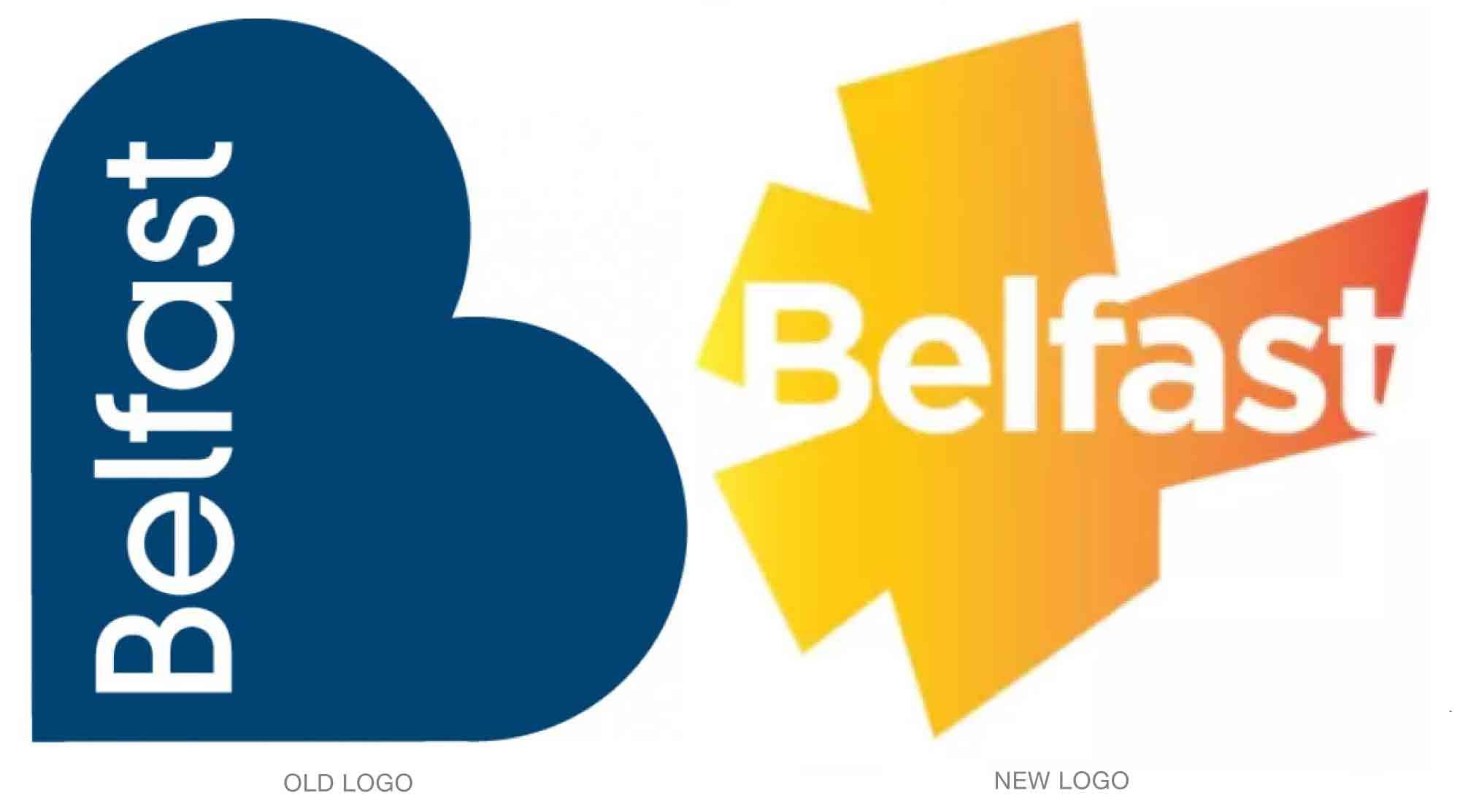 Old vs. New logo