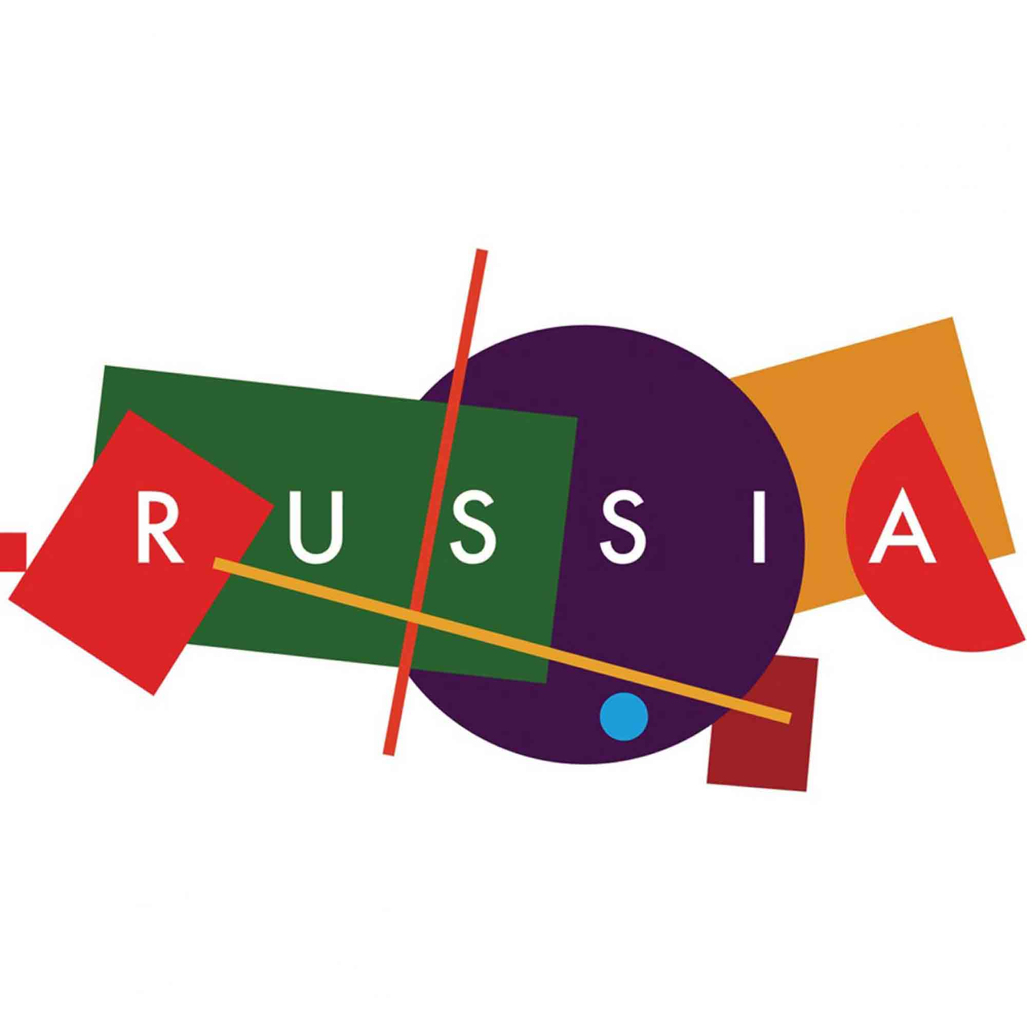 Mapping out a new identity articles logolounge designers from four different russian design agenciessupremtica plenum artonika and artlebedevhave created a new identity for the russian tourism board gumiabroncs Images