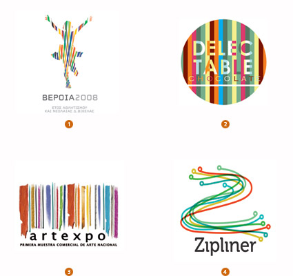 Тренды в дизайне логотипов за последние несколько лет.Часть - 2.
