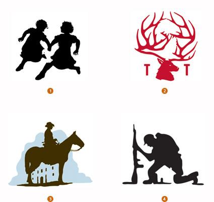 Тенденции в дизайне логотипов 2009.  Шоу-бизнес.