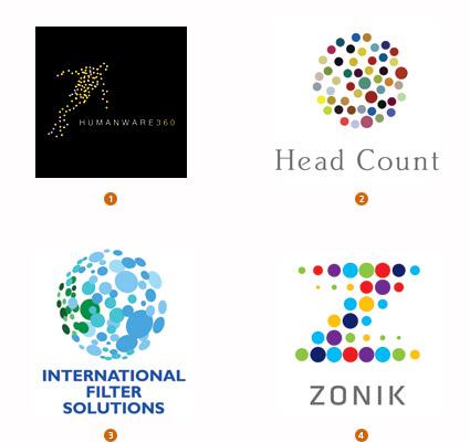 Unum Group Logo. Spotting a logo composed of