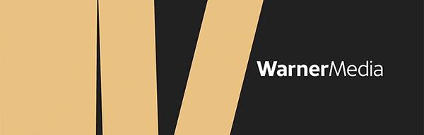 Warner Media rebrand by Wolff Olins