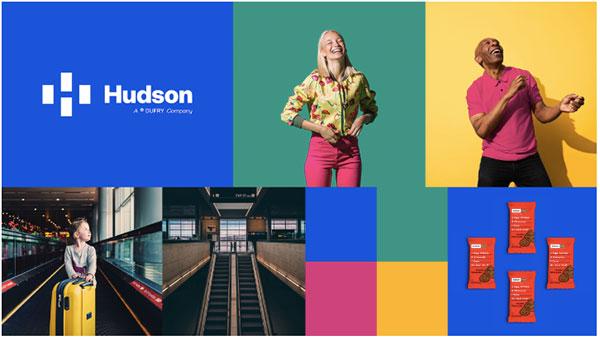 Hudson's New Logo