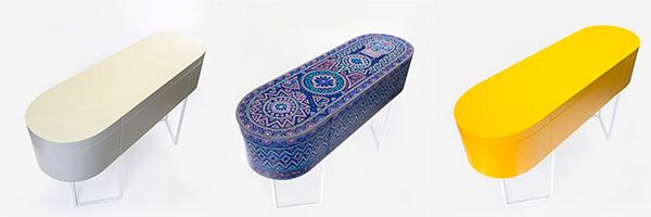 Stylized Coffins