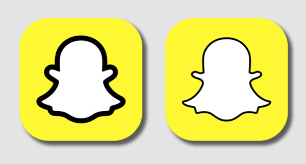 Will Users Ghost Snap | Articles | LogoLounge
