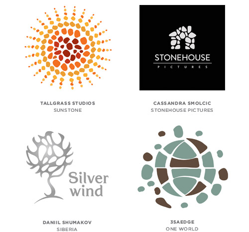 Membrane trend logo examples