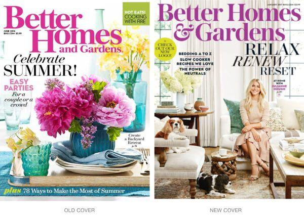 Better Homes & Gardens Rebrands