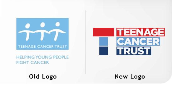 teenage cancer trust articles logolounge