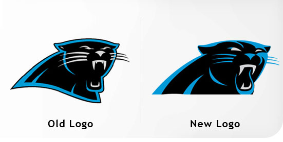 carolina panthers get new whiskers articles logolounge