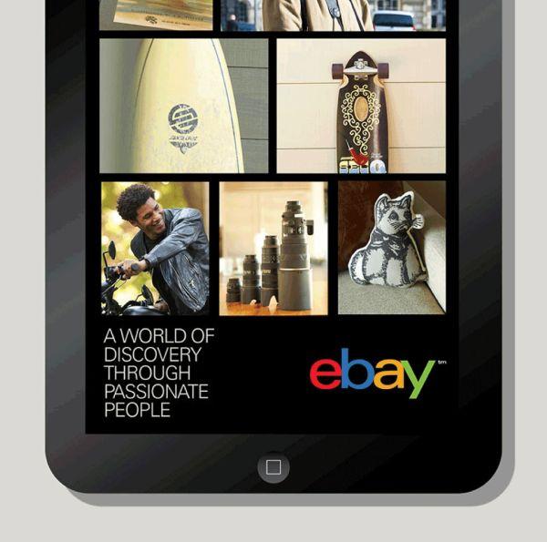 eBay Tablet