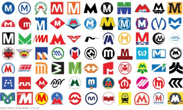 M Metro Meaning And Mine Articles Logolounge