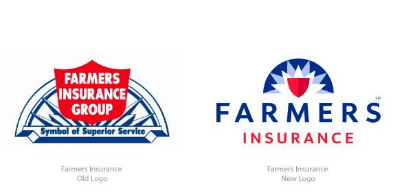 Farmers Insurance Redesigns Logo | Articles | LogoLounge