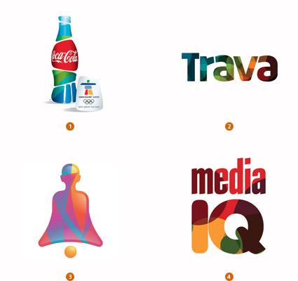 art logotrends peepshow Logolounge发布2010年logo设计趋势