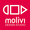 molivi design studio on LogoLounge