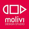 molivi design studio on LogoLounge