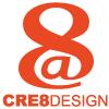 CRE8 DESIGN on LogoLounge