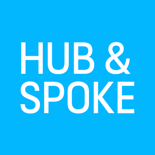 Hub and Spoke on LogoLounge