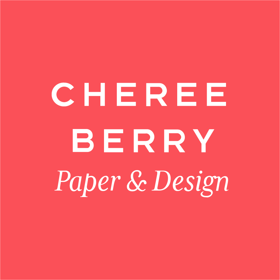 Cheree Berry Paper on LogoLounge
