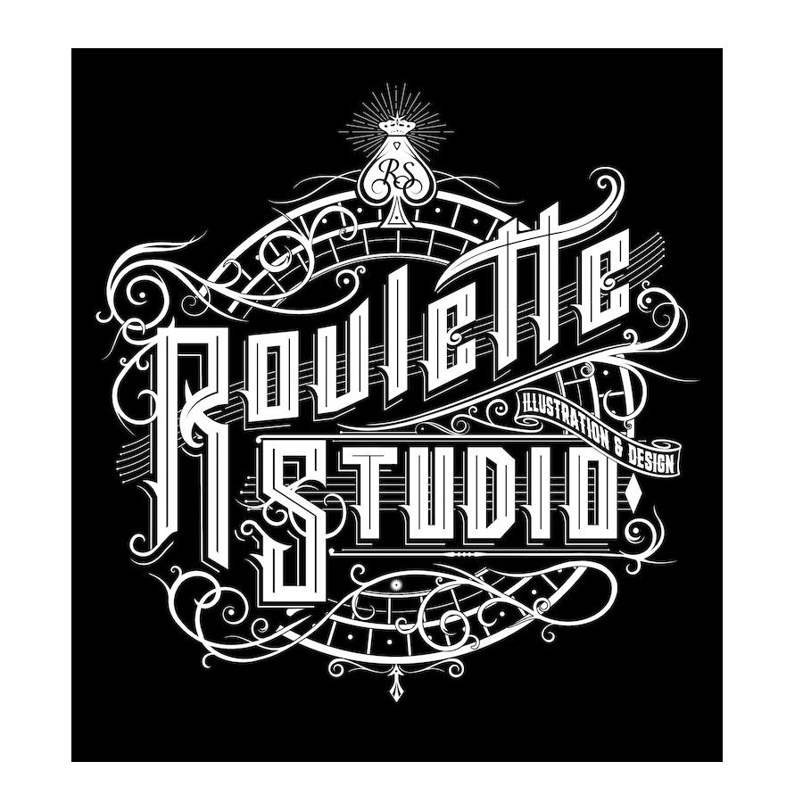 Roulette Studios on LogoLounge