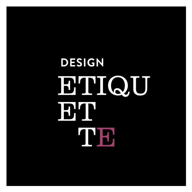Design Etiquette on LogoLounge