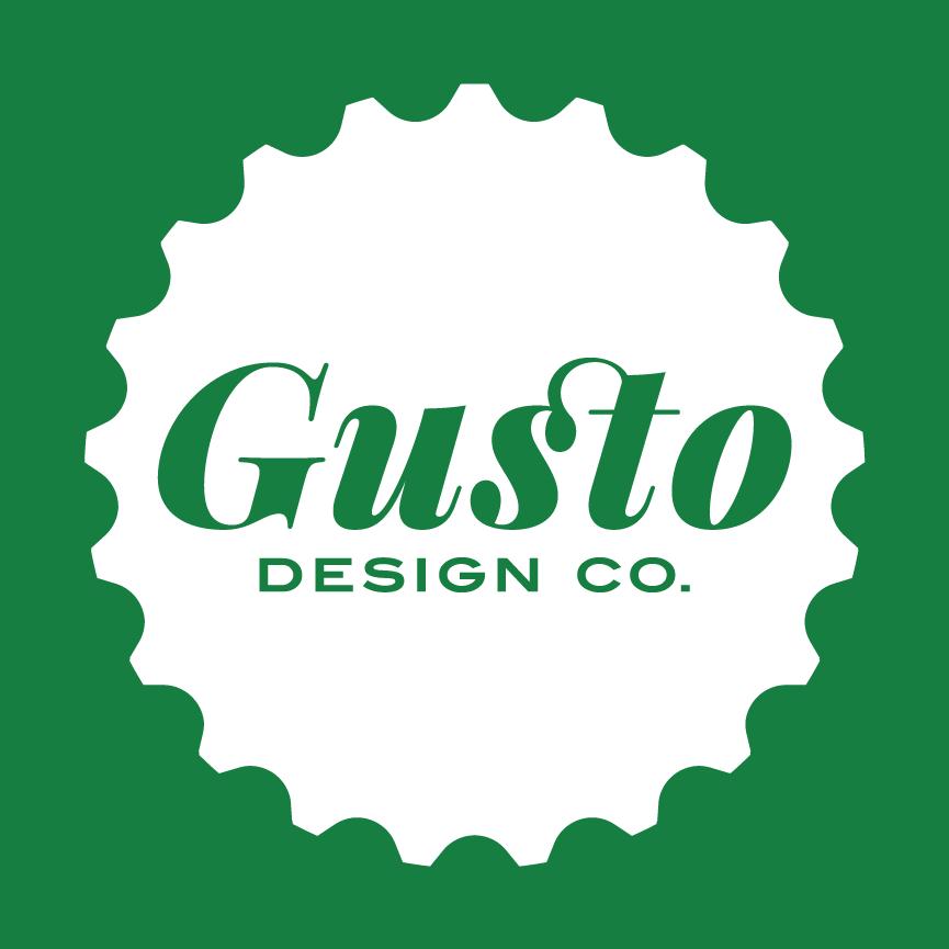 Gusto Design Co. on LogoLounge