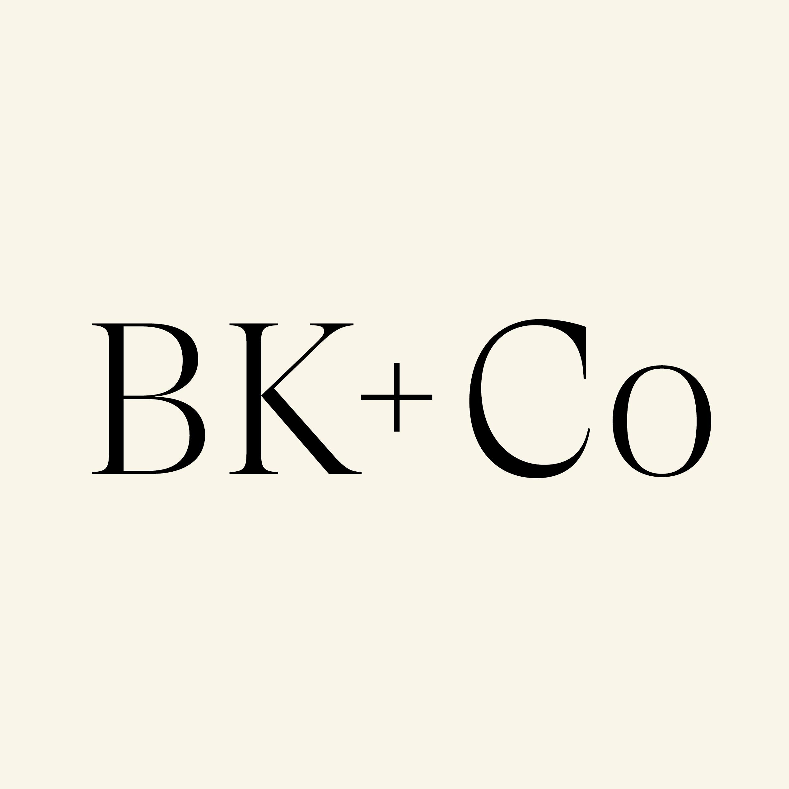 BK+Co on LogoLounge