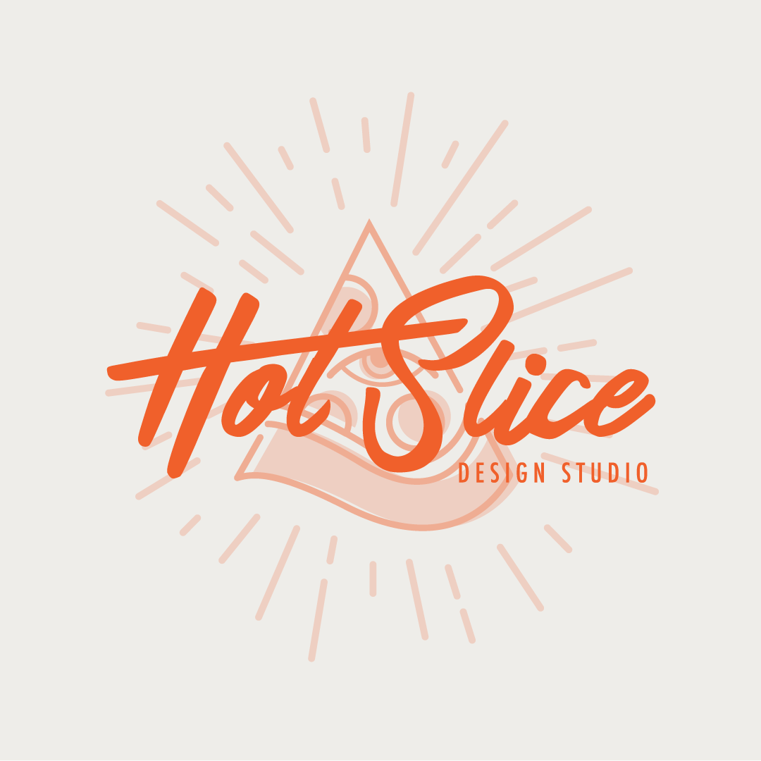 Hot Slice Design Studio on LogoLounge