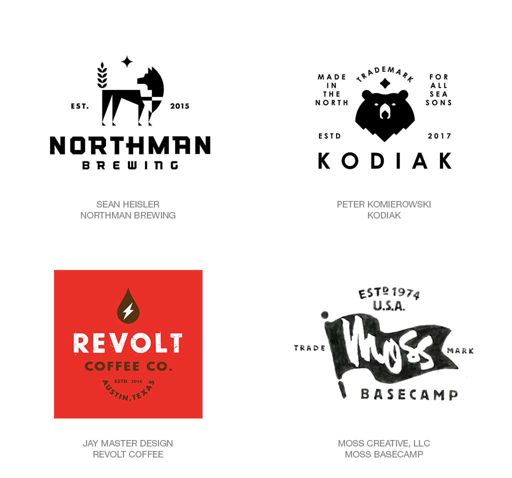 2018 logo trends | articles | logolounge