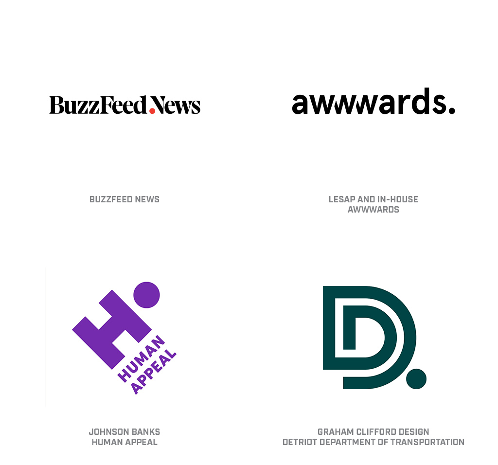 2019 Logo Trend Report | Articles | LogoLounge