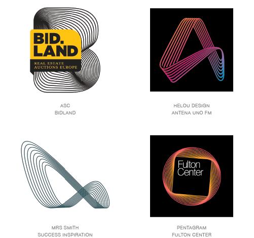 Concentrak logo trend examples