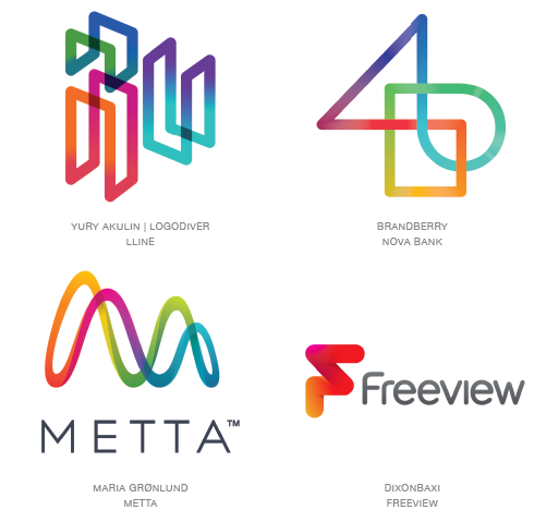 2015 logo trends articles logolounge for Trend design shop