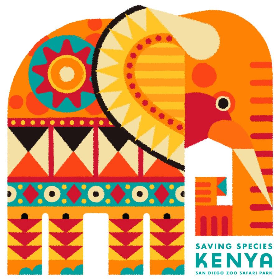 Kenya - Saving Species Days v1