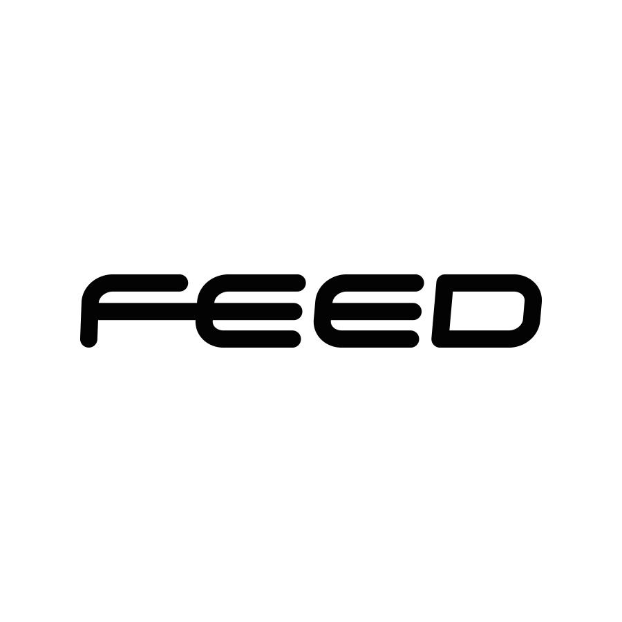 Feed logo design by logo designer Down With Design