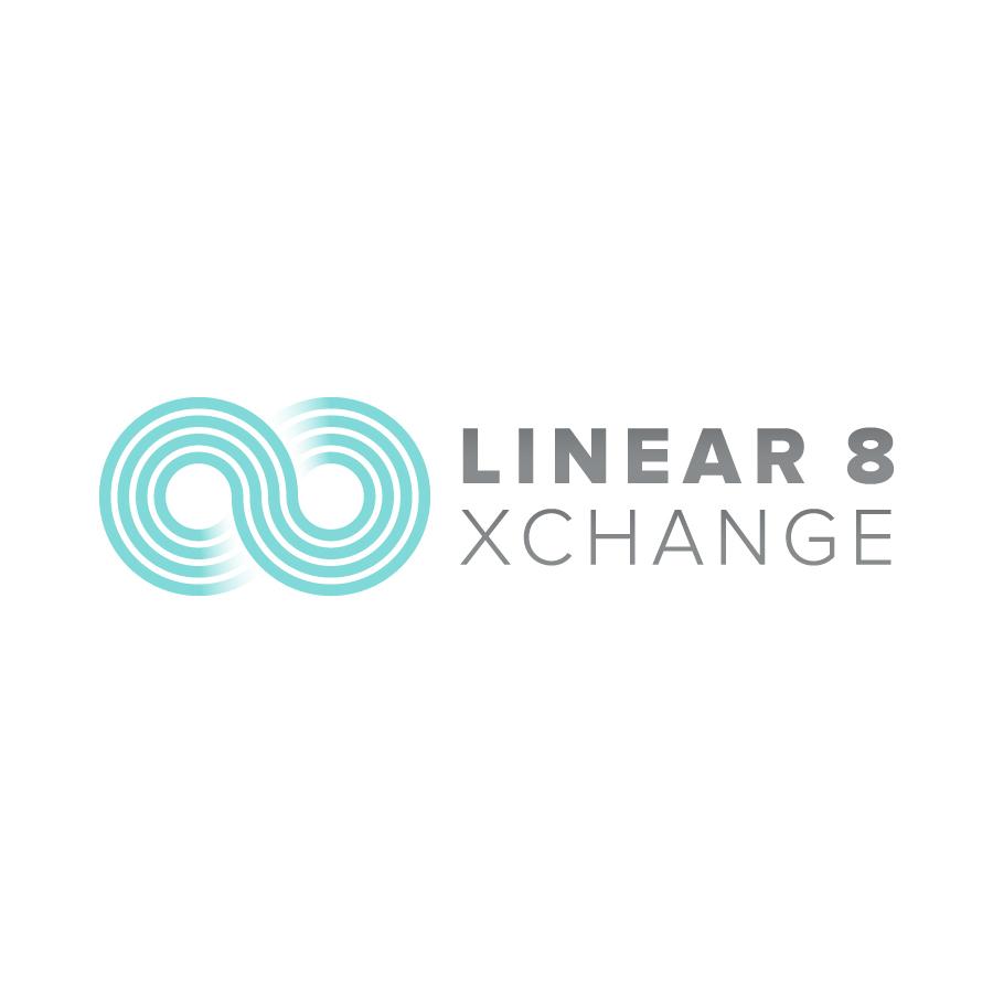 Linear 8 Xchange Logo
