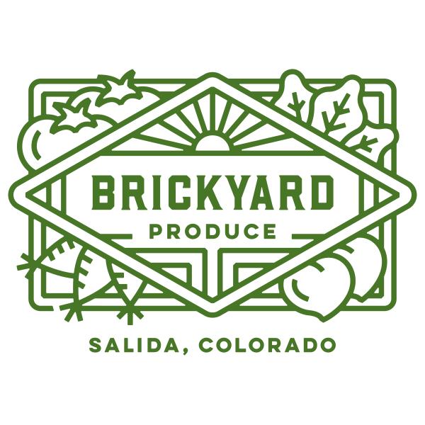 Brickyard Produce logo design by logo designer Sunday Lounge