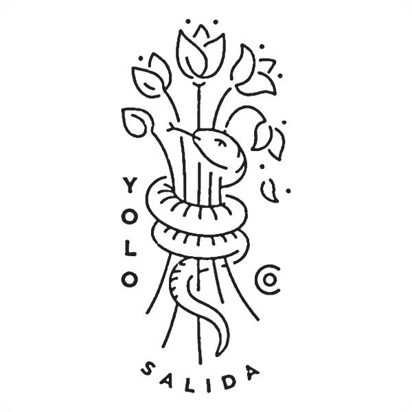 YOLO logo design by logo designer Sunday Lounge