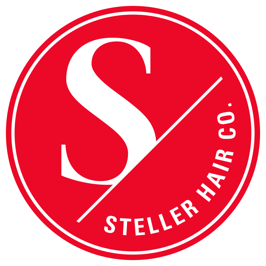 Steller Hair Co. Salon S Logo