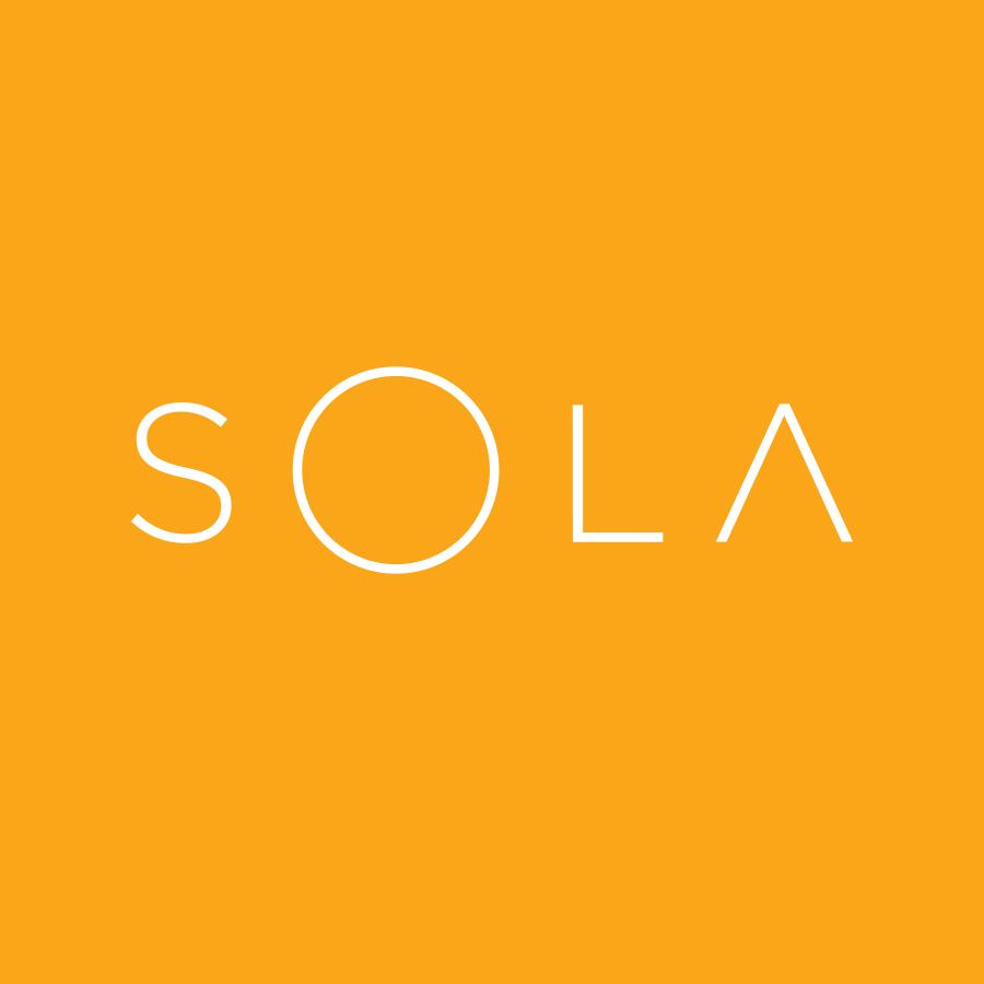 Sola logo design by logo designer Taylor Design Works