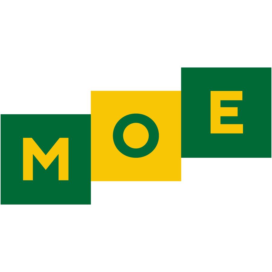 MOE logo design by logo designer Fernandez Studio for your inspiration and for the worlds largest logo competition