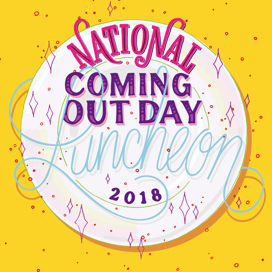 UMD's 2018 National Coming Out Day Luncheon