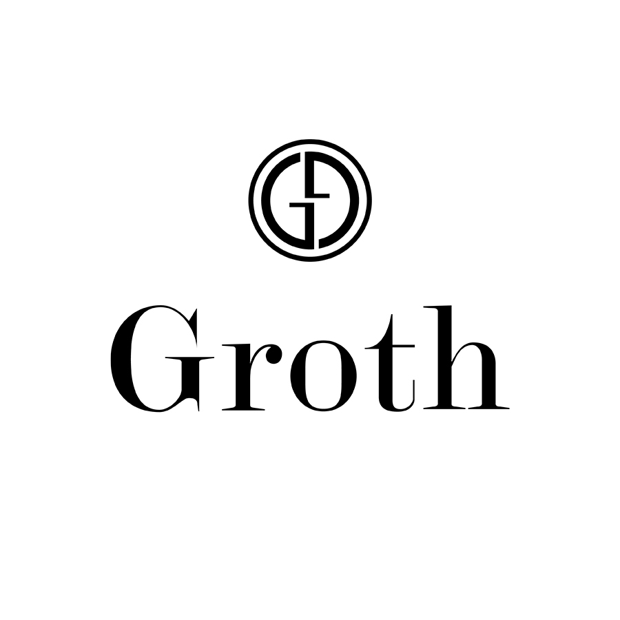 Groth logo design by logo designer CF Napa Brand Design for your inspiration and for the worlds largest logo competition