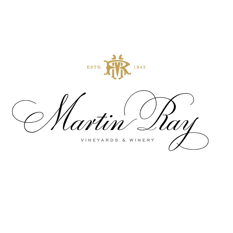 Martin Ray Vineyards & Winery logo design by logo designer CF Napa Brand Design for your inspiration and for the worlds largest logo competition