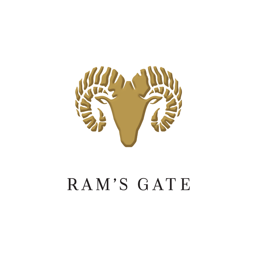 Ram's Gate logo design by logo designer CF Napa Brand Design for your inspiration and for the worlds largest logo competition