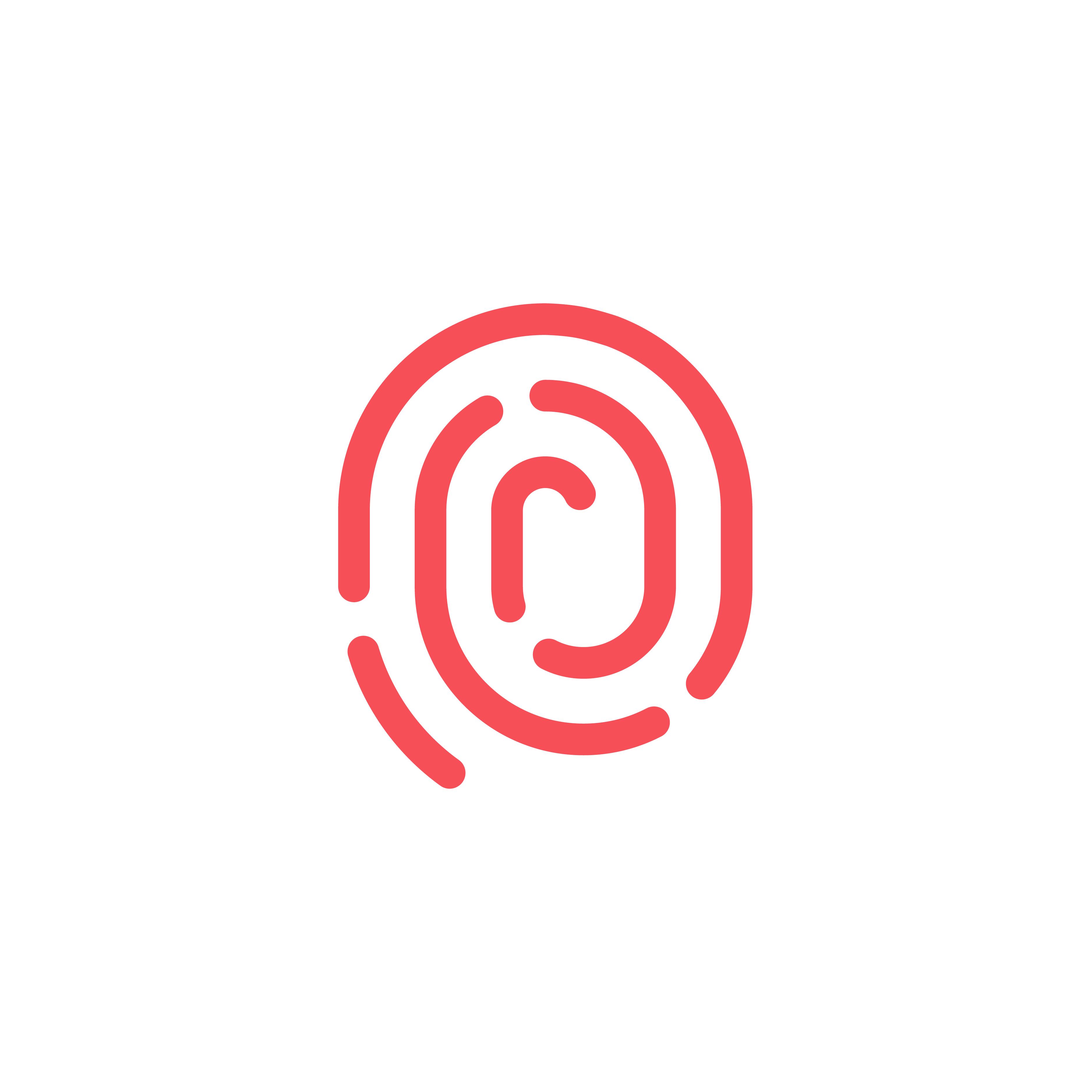 Redstamp logo design by logo designer brandclay