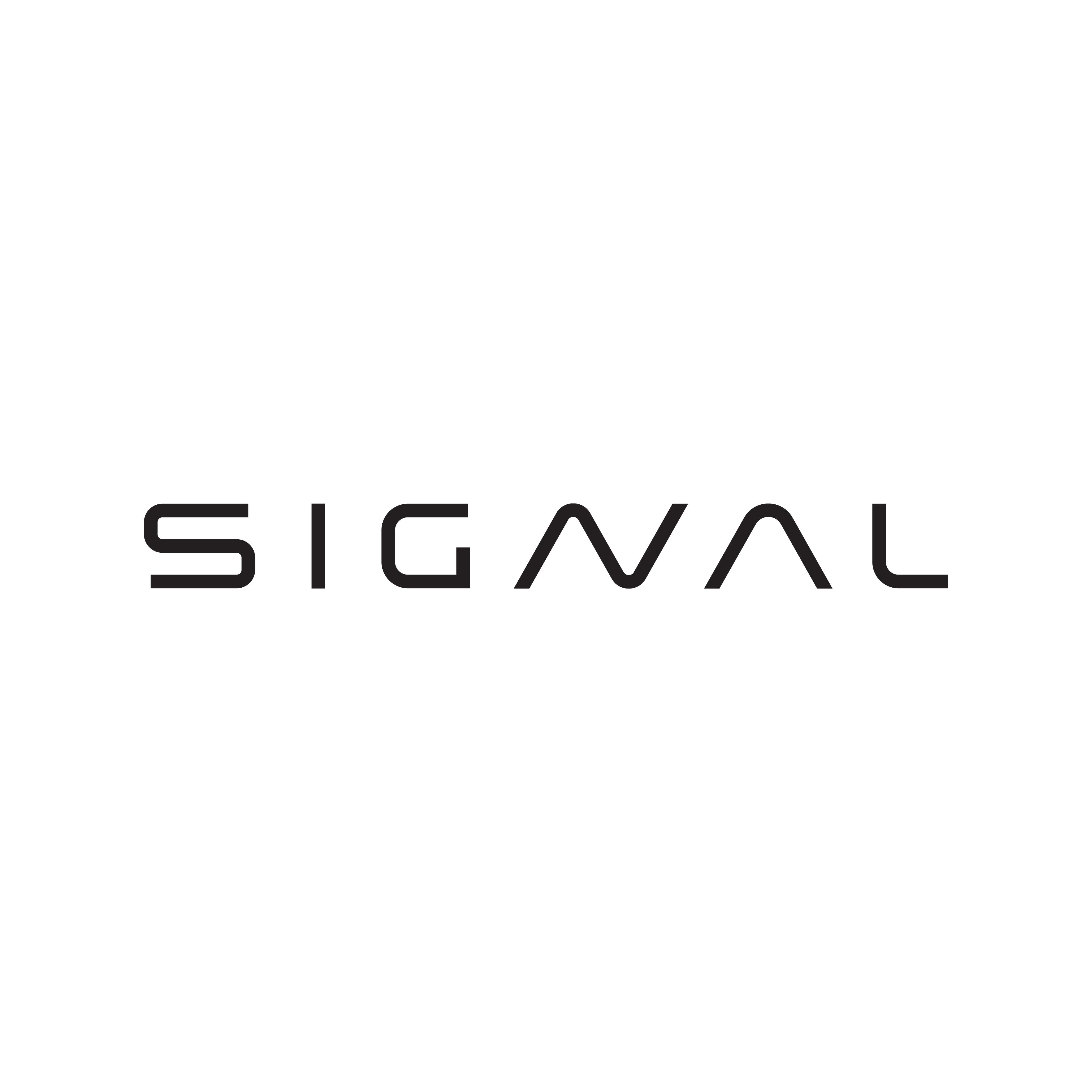 Signal logo design by logo designer brandclay