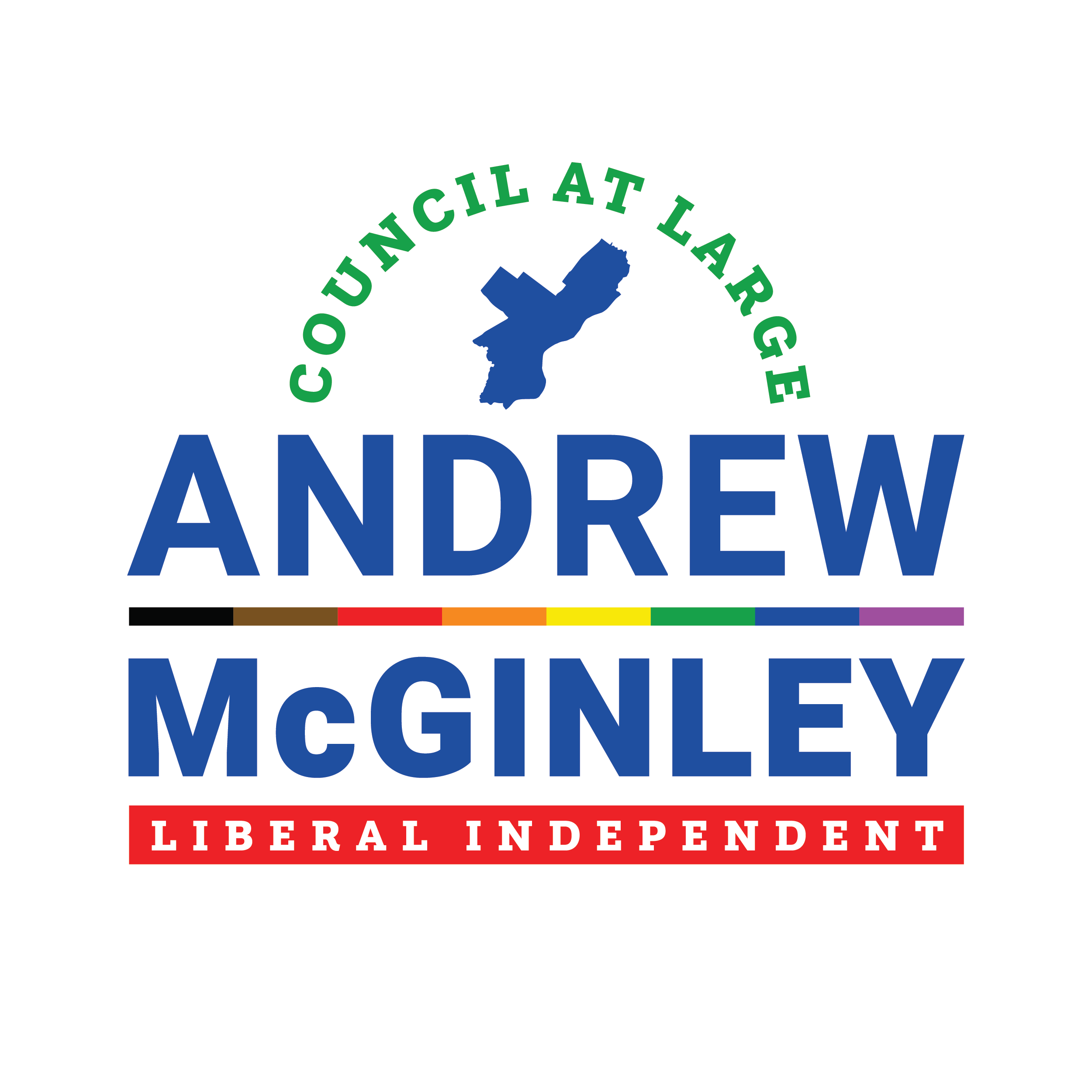 Andrew McGinley Council at Large